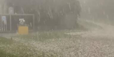 LIVE-Ticker: Erste Unwetter ziehen über das Land