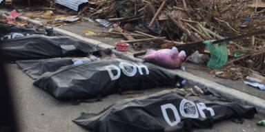 ÖSTERREICH-Reporter auf den Philippinen