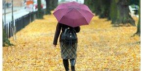 Regen und kühler: Samstag kommt der Herbst