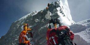 Mount Everest verlor seinen legendären Felsen