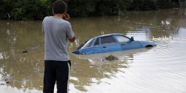 Hochwasser in Krymsk