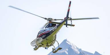 Aggressiver Wolfshund sorgt für Hubschrauber-Einsatz