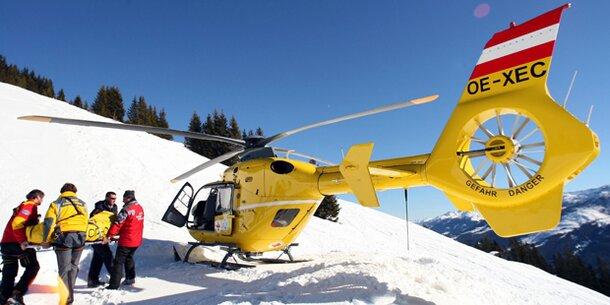 Unfall-Tragödie: Erster Skitoter in dieser Saison