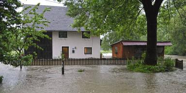 Hochwasser Braunau