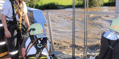 Hochwasser in der Steiermark