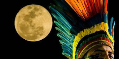 In brasilien finden die ersten Spiele nur für indigene Völker statt