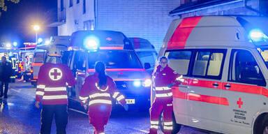 Festzelt im Innviertel eingestürzt: 2 Tote