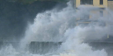 Stromausfälle wegen Sturmböen im Norden Irlands
