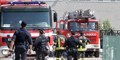Schweres Erdbeben in Norditalien