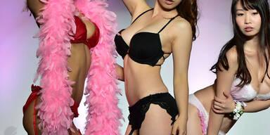 """Bei der """"Japan Adult Expo"""" gibts alles, was das (Männer-)Herz höher schlagen lässt."""