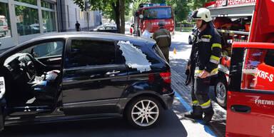 Hitze-Auto Steiermark Feldbach