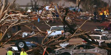 Tornado verwüstet US-Kleinstadt