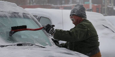 USA kälter als der Südpol: Alle Fotos