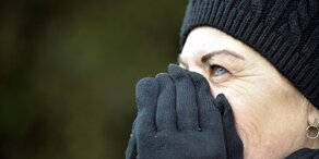 Kälte-Keule! Heute bleibt's noch frostig