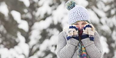 Kälte-Schock: Jetzt kommt sogar Schnee