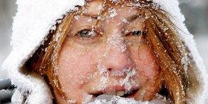 So gefährlich ist die extreme Kälte