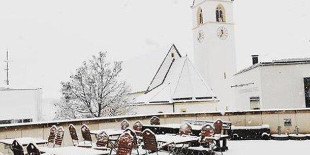Wintereinbruch: Wo es jetzt schneit
