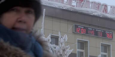 Das ist der kälteste Ort der Welt