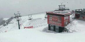 Am Nationalfeiertag beginnt die Skisaison