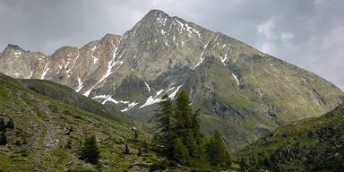 Felssturz in Tirol: Eine Person getötet, drei verletzt