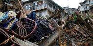 Unwetter: Heuer schon 360 Tote in Kolumbien