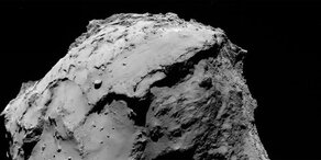 Austro-Sonde stürzt auf Komet Tschuri