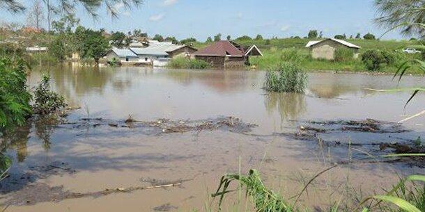 Zwölf Tote und 90 Vermisste nach Überschwemmung im Kongo