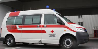 73-Jährige  in Innsbruck schwer verletzt