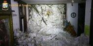 Video: Horror-Lawine verschüttet Hotel
