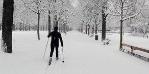 Ab morgen Langlaufen in Wien möglich