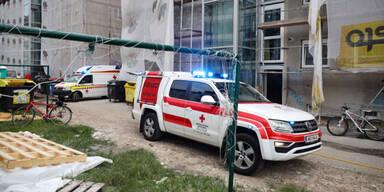 3-jähriges Kind von Balkon gestürzt