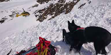 Lawinenabgang in Tirol: Bergretter (31) tot