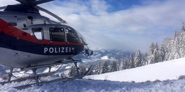Lawine in St. Anton am Arlberg: 2 Tote
