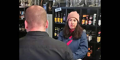 "Mord-Drohungen gegen ""Bier-Wirt"""