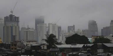 Verheerende Überschwemmungen auf den Philippinen