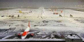 Hagelsturm: Mailänder Flughafen musste schließen