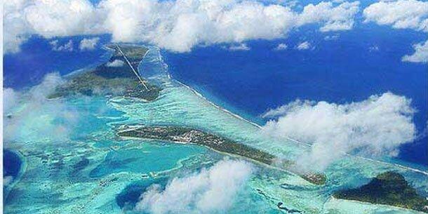 Malediven kämpfen gegen den Untergang