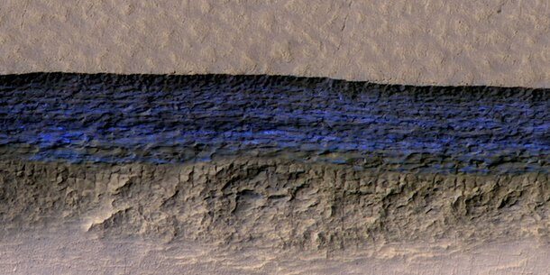 Sensationsfund auf dem Mars