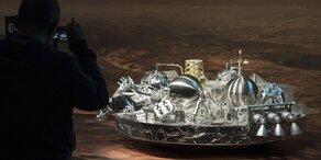 """Mars-Sonde """"Schiaparelli"""" ist abegstürzt"""