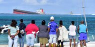 Ölkatastrophe bedroht das Urlaubsparadies Mauritius