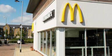 Corona-Infizierter besuchte McDonald's in Weiz