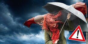 """Sturmtief """"Yulia"""": Stürme mit über 120 km/h fegen über Österreich"""
