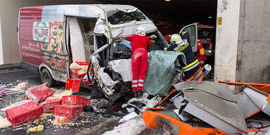 Unfall Metz-Tunnel
