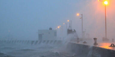 Mexiko Sturm