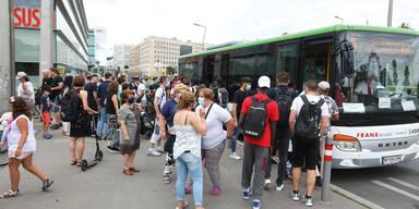 S-Bahn Schienenersatzverkehr
