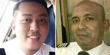 MH370 Piloten