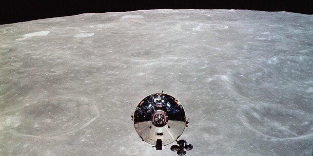 Mond-Bruchlandung: NASA veröffentlicht Bilder