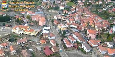 Schlammlawine verschüttet Monterosso