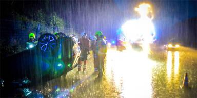Unfall A2 Mooskirchen