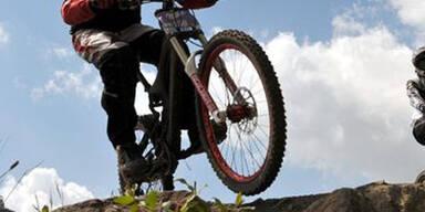 Osttirol: Brutaler Mountainbike-Unfall